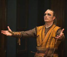 Mads Mikkelsen as Kaecilius