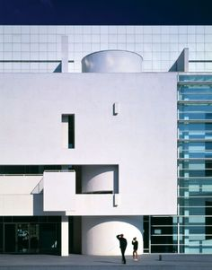Architect Day: Richard Meier