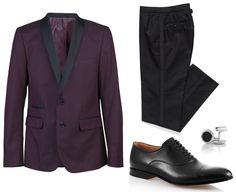 Evening-wear needn't be boring.