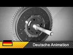 Cars of today normally use a car clutch to transmit power produced by the engine to the gear box. The vast majority of cars and motorcycles rely on dry frict. Car Animation, V Engine, Mechanical Workshop, Automotive Engineering, Motorcycle Wheels, Teacher Education, Machine Design, Great Videos, Science And Technology
