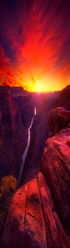 Grand Canyon National Park, Arizona Sunrise (uploaded by former pinner)