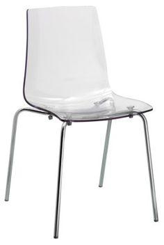 JIRO clear chair