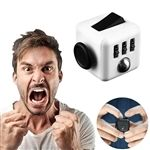 Fidget Cube Magic Stress Irritability Reliever Dice Intellectual Toys