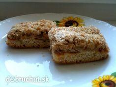 Chrumkavý špaldový koláč s marhuľami