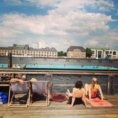 Badeschiff Berlin in Berlin, Berlin