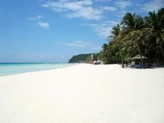 Borocay - white beach - Philippines