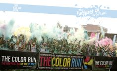 Chicago, IL Official Page - The Color Run™ - The Happiest 5K On The Planet!  YES, we just did this. (Check!!) Now I want to do it again! =P