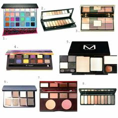 Best Breakthrough Makeup Products This Fall | Eye Shadow Palettes