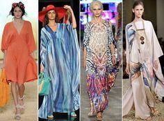 Modelos de Vestidos Caftans