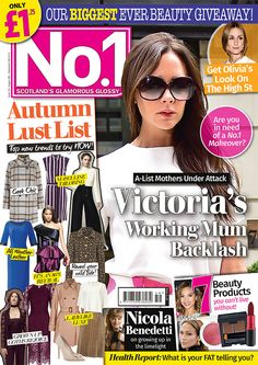 Take a look at issue 159! #no1magazine #scotland
