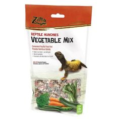 R-Zilla SRZ09625 Reptile Munchies Mix Treat Vegetable Mix Treat, 4-Ounce - http://pets.goshoppins.com/reptile-supplies/r-zilla-srz09625-reptile-munchies-mix-treat-vegetable-mix-treat-4-ounce/