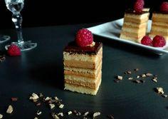 Karamellkrémes kávés szelet recept foto Waffles, Cheesecake, Food And Drink, Breakfast, Cakes, Caramel, Morning Coffee, Cake Makers, Cheesecakes