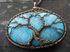 17 Best images about Tree of Life Wire Wrapping on Pinterest ...