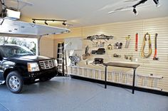 Organize your garage the way you want to.....  find us on twitter @OrgitAll and  facebook OrgitAll ArtisticDesign