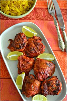 Sweet my Kitchen: Frango Tandoori