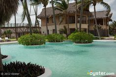 The Oceanfront Pool at the Zoetry Agua Punta Cana - Dominican Republic