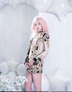 Elizabeth Olsen. Bullett Magazine. Fall 2012.