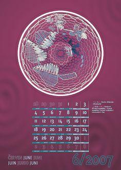 календарь 2007 Old Friends