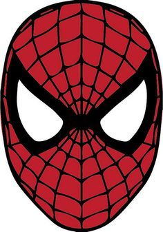 Spiderman Face Logo Spiderman Mask Clipart 23431wall.jpg ...