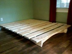 Exceptional DIY Platform Bed Plans