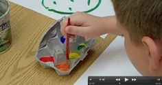 sick of teaching the art room rules? Make a video! (check out the how-to video here on color mixing)