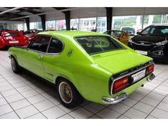 Mk 1, Ford Capri, Car Stuff, Classic Cars, British, Vans, Trucks, Bike, American