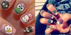 Google Image Result for http://girlshue.com/wp-content/uploads/2012/07/15-Cute-Simple-Hello-Kitty-Nail-Art-Designs-Stickers-Nail-Art-For-Beginners-F.jpg