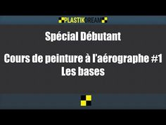 Aérographe pour débutant: Cours #1 Les bases - YouTube Airbrush, Diorama, Base, Dremel Multi Tool, Cooking Food, Watercolor Painting, Air Brush Machine, Dioramas