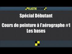 Aérographe pour débutant: Cours #1 Les bases - YouTube