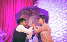 This couple met each during their schooling years and grew up to become each other's soulmate. Engagement Ideas, Wedding Moments, True Stories, Bride Groom, Growing Up, Indian, In This Moment, Dance, Concert