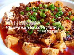麻婆豆腐   小小米桶