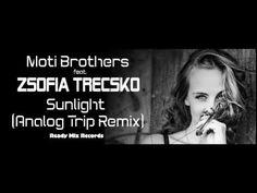 Moti Brothers feat. Zsófia Trecskó - Sunlight (Analog trip Remix) ▲ Deep...