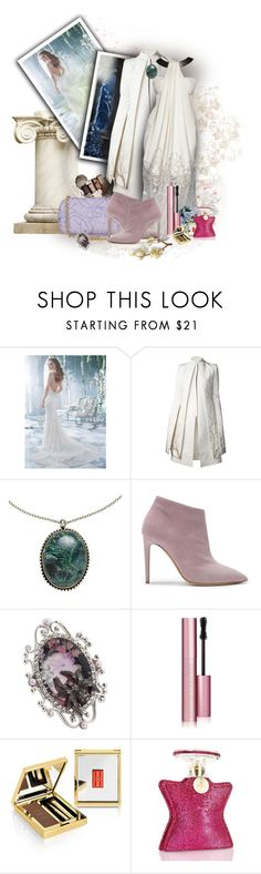 """""""Inspired by the Winter and New Year' s Eve"""" by wildnature ❤ liked on Polyvore featuring Gareth Pugh, People Tree, Ivanka Trump, Versace, Ralph Lauren, GUESS, Too Faced Cosmetics, Elizabeth Arden and Bond No. 9"""