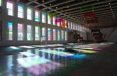 Mass MoCA (Museum of Contemporary Art) in North Adams