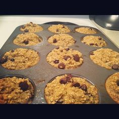 Chocolate chip oatmeal banana singles. Only 3 Points plus for WW. Great for healthy on the go breakfast.