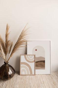 Decoration, Art Decor, Aesthetic Room Decor, Home And Deco, Minimalist Art, Abstract Wall Art, Botanical Art, Printable Wall Art, Boho Decor