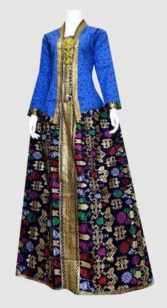 Model-baju-gamis-kombinasi-batik-terbaru.jpg (556×1024)