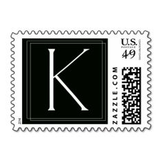 >>>This Deals          	Elegant black and white monogram K Postage           	Elegant black and white monogram K Postage in each seller & make purchase online for cheap. Choose the best price and best promotion as you thing Secure Checkout you can trust Buy bestDiscount Deals          	Elegant...Cleck Hot Deals >>> http://www.zazzle.com/elegant_black_and_white_monogram_k_postage-172080183170593035?rf=238627982471231924&zbar=1&tc=terrest