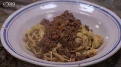 Gennaro Contaldo's Traditional 'Spaghetti' Bolognese Ragu Recipe | Citalia