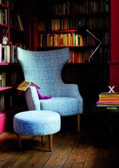 My spot... reading reading reading ♥