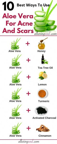 Aloe vera for acne is an effective treatment. It treats and prevents acne, calm red skin, reduces skin irritation and heals scars. Checkout 10 best face mask for acne made with aloe vera. #AloeVeraFaceMask Aloe Vera For Face, Aloe Vera Face Mask, Aloe For Acne, Aloe Vera For Scars, Aloe Vera Hair, Aloe Vera Facial, Diy Aloe Vera Gel, Aloe Vera Gel For Hair Growth, Aloe Face