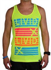 Party Tank (Neon Yellow) | LIVID
