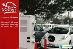Voiture électrique : appel à témoignages pour le Mondial de l'Automobile