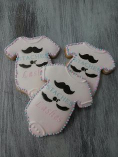 Staches or Lashes