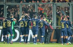 PSV wint met 2-3 van Go Ahead Eagles.