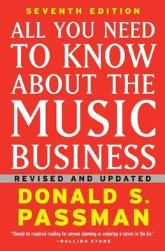 36 best arts and photography images on pinterest altered books all you need to know about the music business seventh edition fandeluxe Images