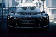 アウディ、FFXVとコラボ 「The Audi R8 Star of Lucis」を一台限定販売  [F1 / Formula 1]