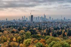 Frankfurt, San Francisco Skyline, New York Skyline, Maine, Cities, Construction, Travel, Building, Viajes