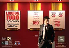 Liquidação Camisaria Colombo Broadway Shows, 1