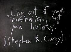 ~Stephen R. Covey